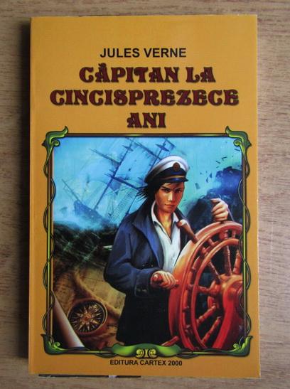 Anticariat: Jules Verne - Capitan la cinsprezece ani