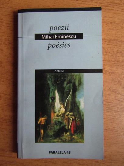 Anticariat: Mihai Eminescu - Poezii (editie bilingva)