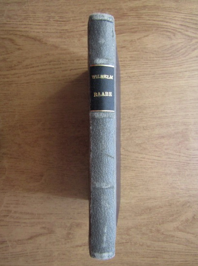 Anticariat: Wilhelm Raabe - Gistele din Butzow