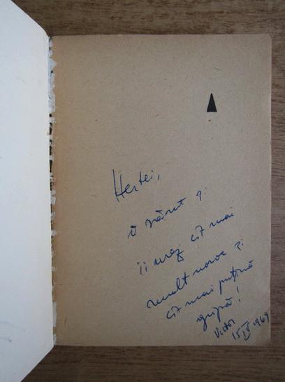 Anticariat: Victor Barladeanu - Operatia Psycho (cu autograful autorului)