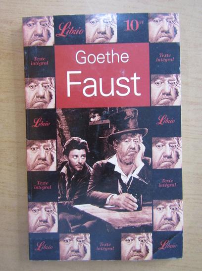 Anticariat: Goethe - Faust