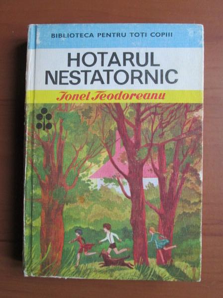 Anticariat: Ionel Teodoreanu - Hotarul nestatornic