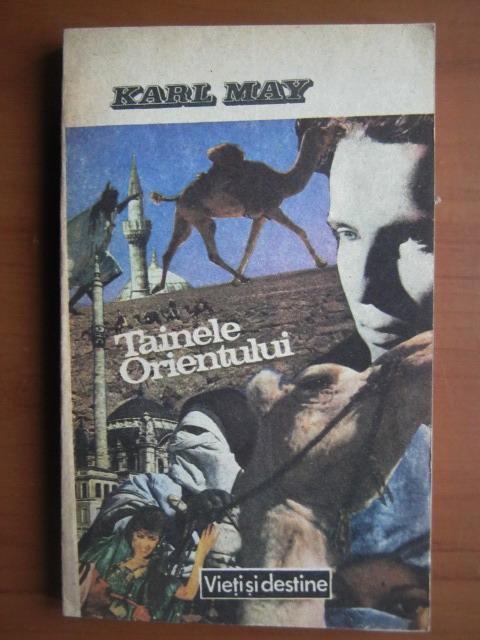 Anticariat: Karl May - Tainele Orientului