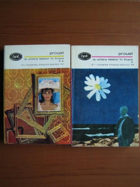 Anticariat: Marcel Proust - La umbra fetelor in floare (2 volume)