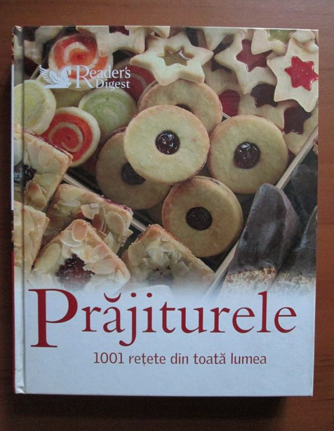 Anticariat: Prajiturele. 1001 retete din toata lumea (Reader's Digest)
