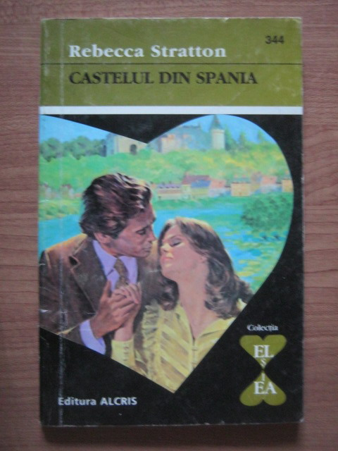 Anticariat: Rebecca Stratton - Castelul din Spania