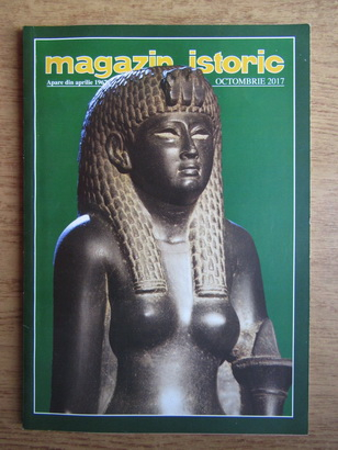 Anticariat: Magazin istoric, anul L, nr. 10 (607), octombrie 2017