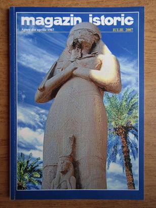 Anticariat: Magazin istoric, anul XLI, nr. 7 (484), iulie 2007