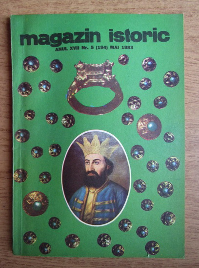 Anticariat: Magazin istoric, Anul XVII, Nr. 5 (194), mai 1983