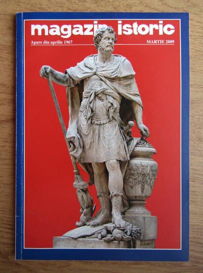 Anticariat: Magazin istoric, Anul XLIII, Nr. 3 (504), martie 2009