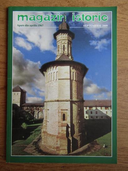 Anticariat: Magazin istoric, Anul XLIII, Nr. 9 (510), septembrie 2009