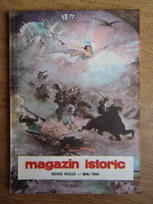 Anticariat: Magazin istoric, Anul XXVIII, Nr. 5 (326), mai 1994