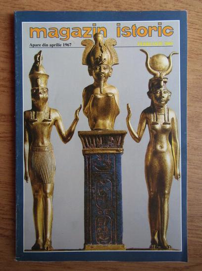 Anticariat: Magazin istoric, Anul XXXIX, Nr. 2 (455), februarie 2005