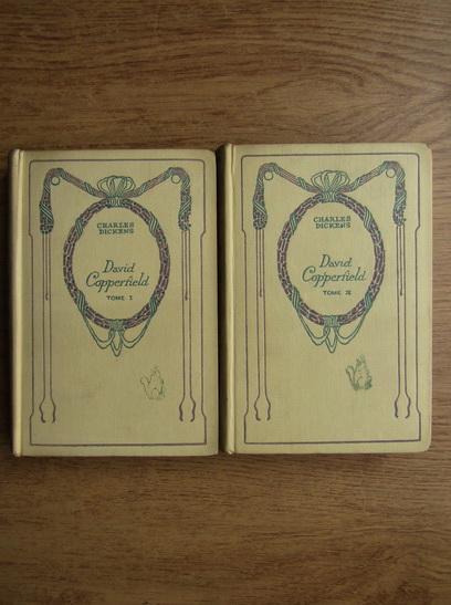 Anticariat: Charles Dickens - David Copperfield (2 volume, 1934)