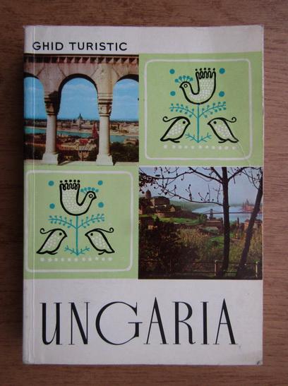 Anticariat: Ungaria, Ghid turistic