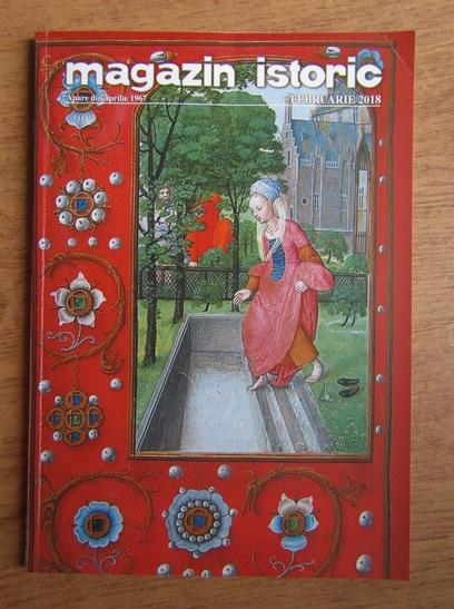 Anticariat: Magazin istoric, anul LI, nr. 2 (611), februarie 2018