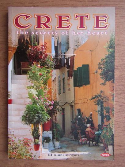 Anticariat: Crete, the secrets of her heart