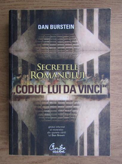 Anticariat: Dan Burstein - Secretele romanului