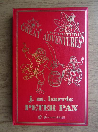 Anticariat: J. M. Barrie - Peter Pan and Wendy. Peter Pan in Kensington Gardens