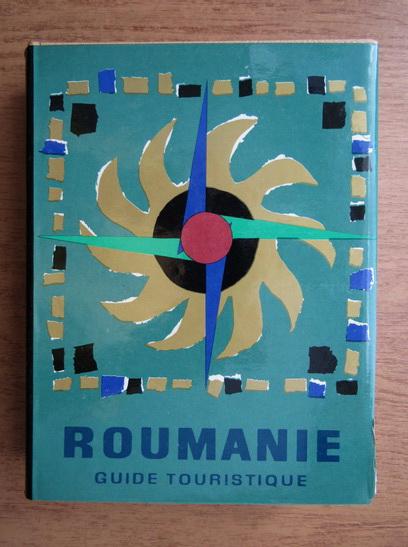 Anticariat: Roumanie, guide touristique
