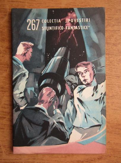 Anticariat: Gyorgy Kulin, Zoltan Fabian, Alexandru Forje - Mesajul celei de-a opta planete. Revelion cu batranul Holmes, nr. 267