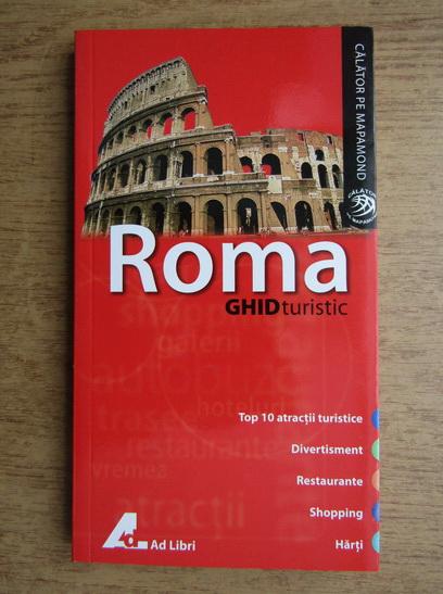 Anticariat: Jane Shaw - Roma. Ghid turistic