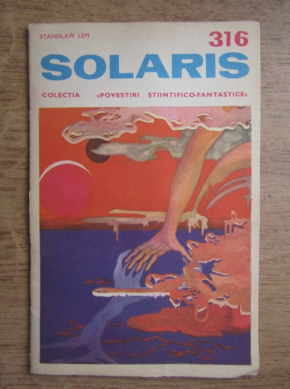 Anticariat: Stanislaw Lem  - Solaris, nr. 316