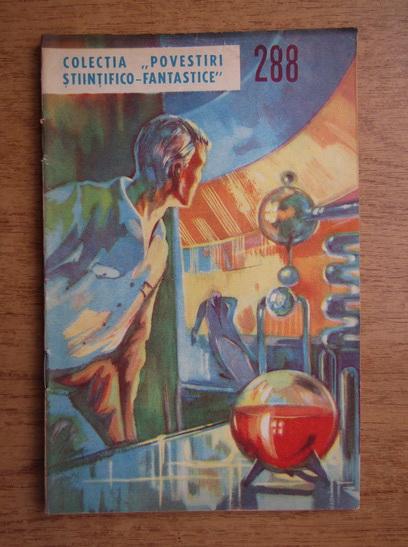 Anticariat: Stefan Zaides, Cristian Constanda - O mie de Tutankamoni. Plansetul astrelor, nr 288