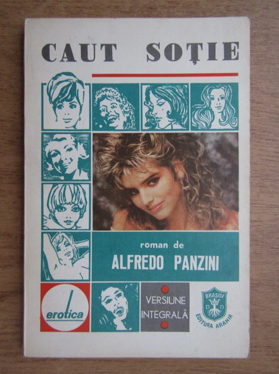 Anticariat: Alfredo Panzini - Caut sotie