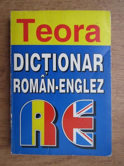 Anticariat: Andrei Bantas - Dictionar Roman-Englez de buzunar