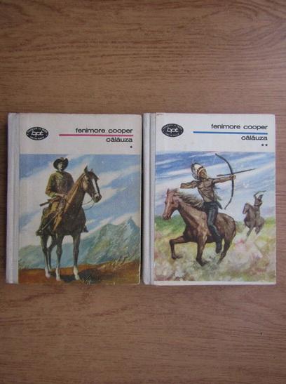 Anticariat: Fenimore Cooper - Calauza (2 volume)