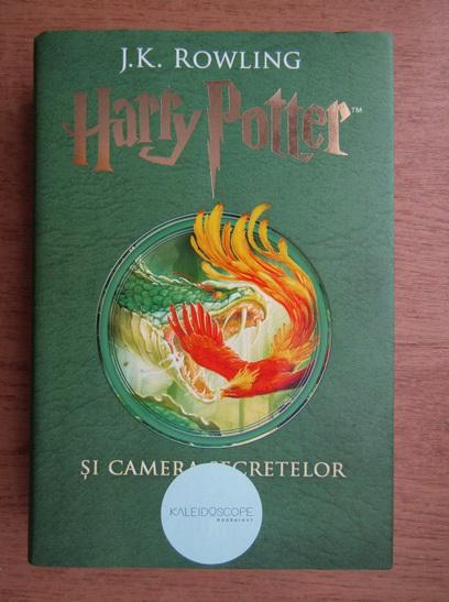 Anticariat: J. K. Rowling - Harry Potter si camera secretelor