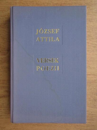 Anticariat: Jozsef Attila - Poezii