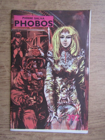 Anticariat: Pierre Salva - Phobos, nr. 392