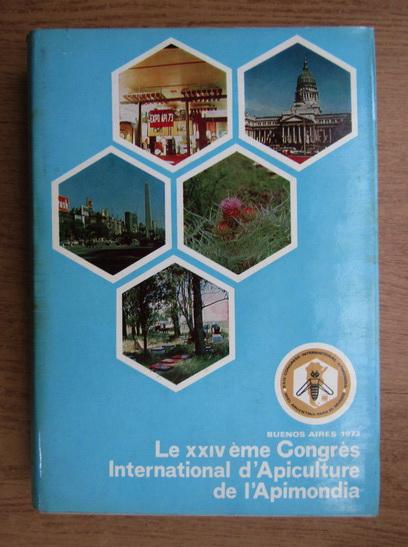 Anticariat: Le XXIV eme Congres International d'Apiculture de l'Apimondia