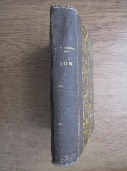 Anticariat: Liviu Rebreanu - Ion. Adam si Eva (2 volume coligate, 1927)