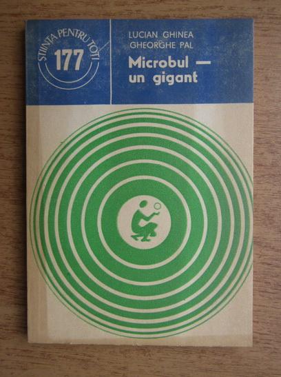 Anticariat: Lucian Ghinea - Microbul. Un gigant