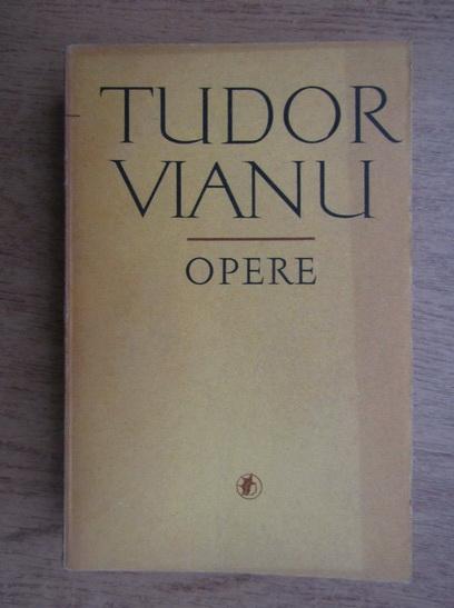 Anticariat: Tudor Vianu - Opere (volumul 12)