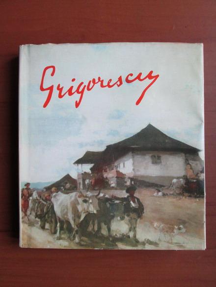 Anticariat: George Oprescu - Nicolae Grigorescu