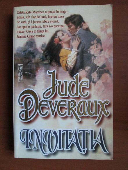 Anticariat: Jude Deveraux - Invitatia