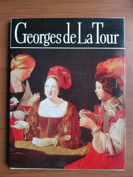 Anticariat: Victor Ieronim Stoichita - Georges de La Tour