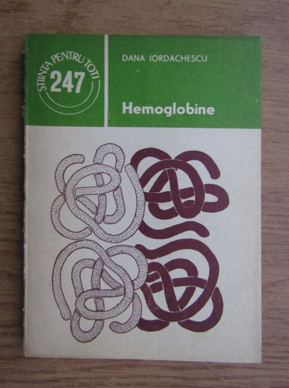 Anticariat: Dana Iordachescu - Hemoglobine