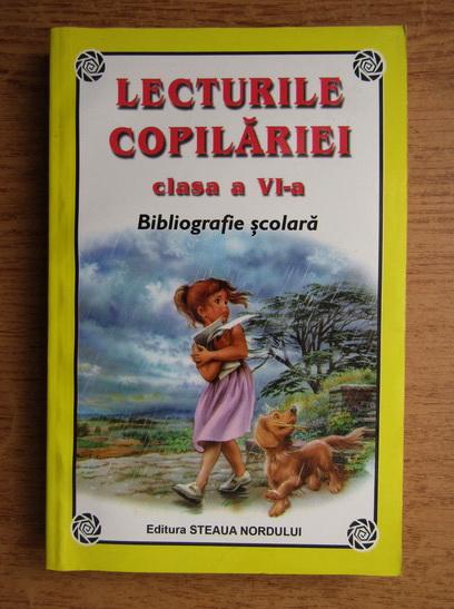 Anticariat: Lucica Lupascu - Lecturile copilariei. Clasa a VI-a