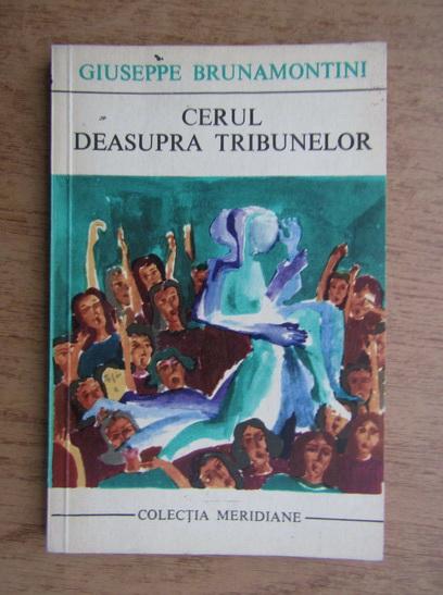Anticariat: Giuseppe Brunamontini - Cerul deasupra tribunelor