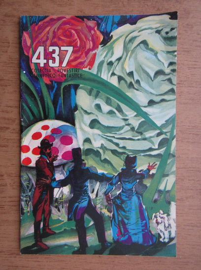 Anticariat: Jules Verne, Ana Barbara Rebegea, Emanuel Reicher - O fantezie a doctorului Ox. Pulsul nostru actual. Cronica a sahului (volumul 2, nr. 437)