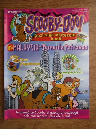 Anticariat: Scooby-Doo. Malaysia, Turnurile Petronas, nr. 63