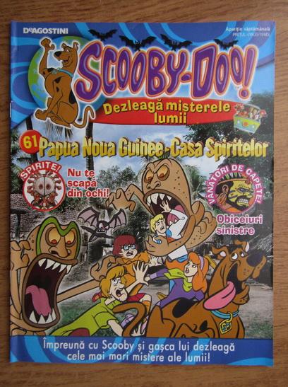 Anticariat: Scooby-Doo. Papua Noua Guinee, Casa Spiritelor, nr. 61