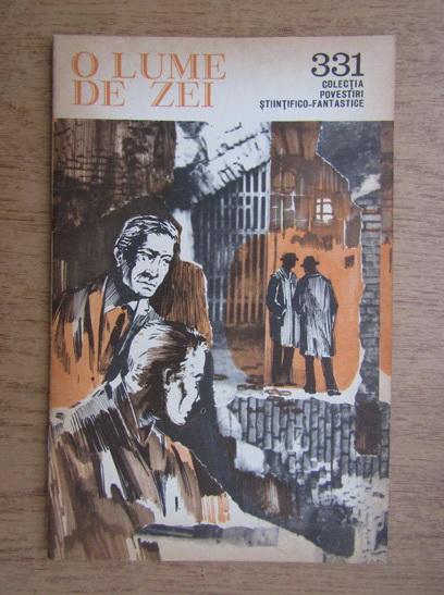 Anticariat: Alexandru Forje - Idee periculoasa, 1 septembrie 1968, nr. 331
