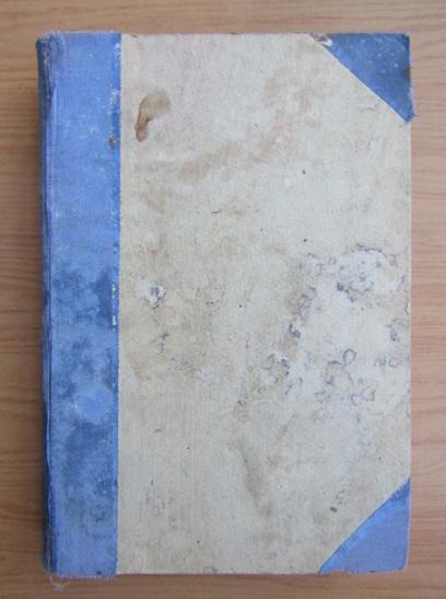 Anticariat: Constantin Kiritescu - Istoria razboiului pentru intregirea Romaniei (volumul 1, 1925)