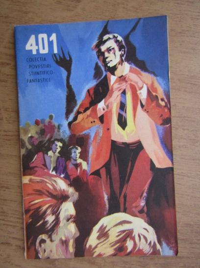 Anticariat: Ghenadi Gor - Un Melmoth electric, 1 august 1971, nr. 401
